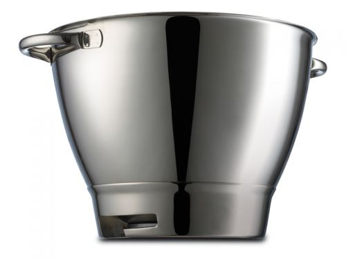Chef Stainless Steel Bowl with Handles 4.6L