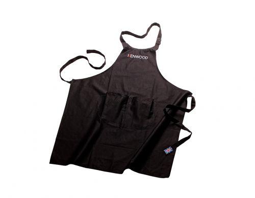 kenwood black apron with pockets thumbnail