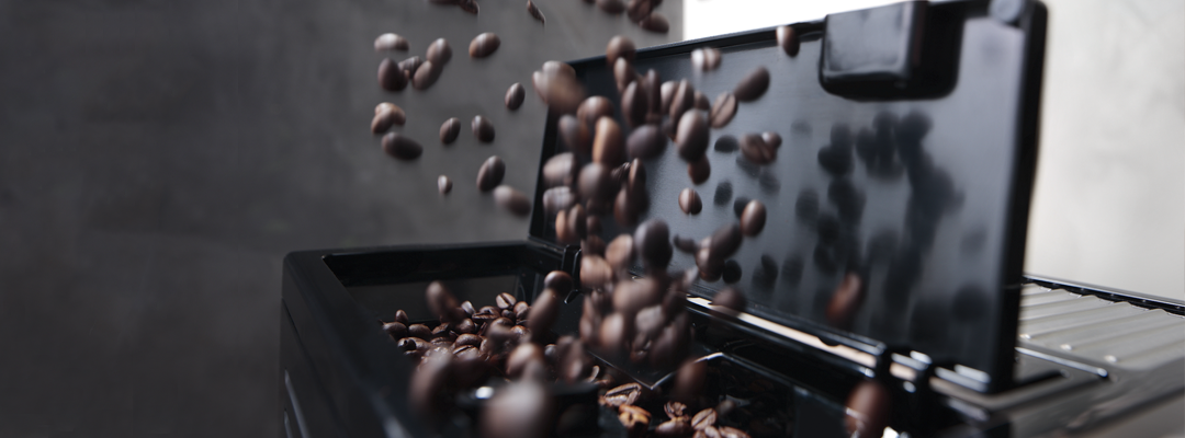 delonghi coffee beans