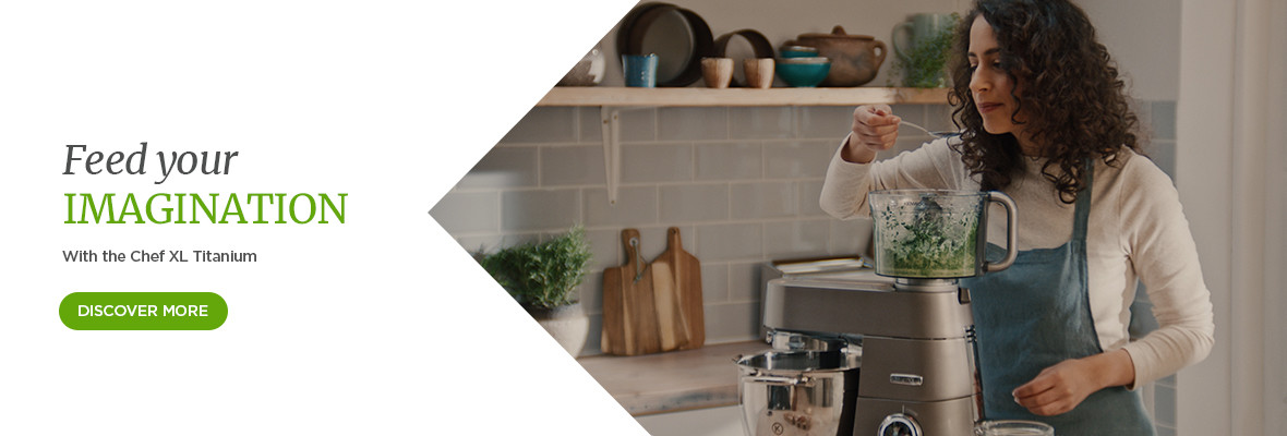Chef XL Titanium homepage banner