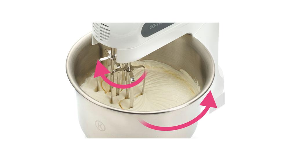 kitchen machine hand mixer chefette 3l features 2