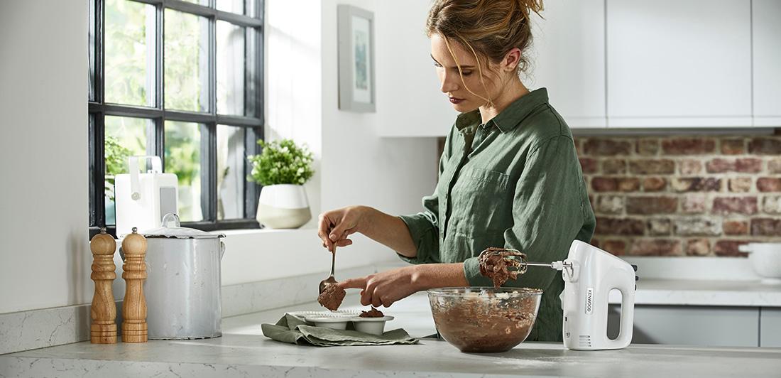 kenwood kitchen machine hand mixer banner