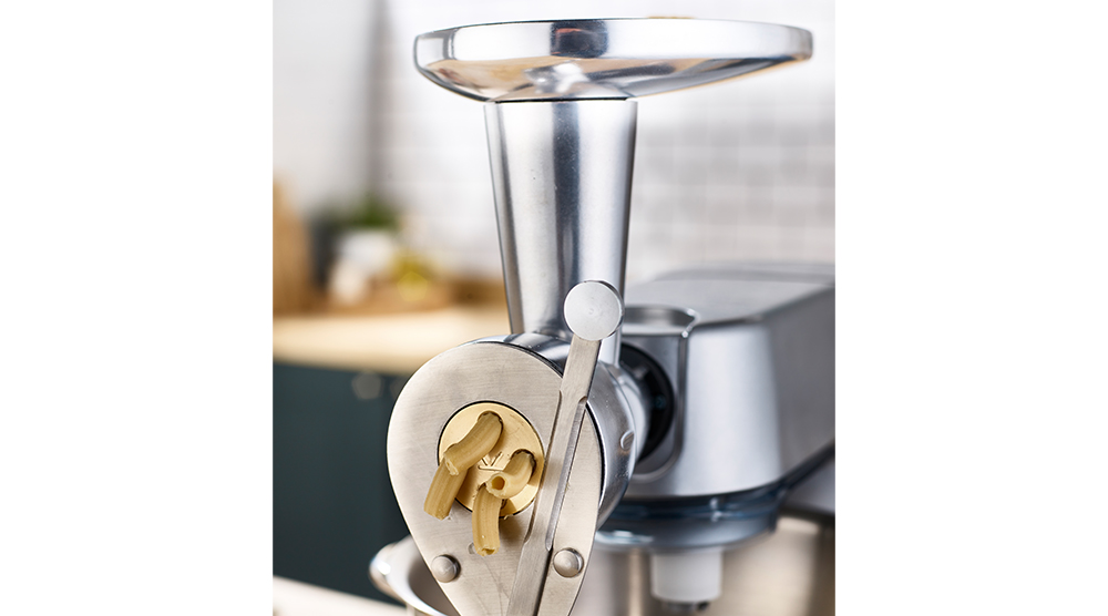 kenwood stand mixer attachment pasta shaper macaroni feature 1