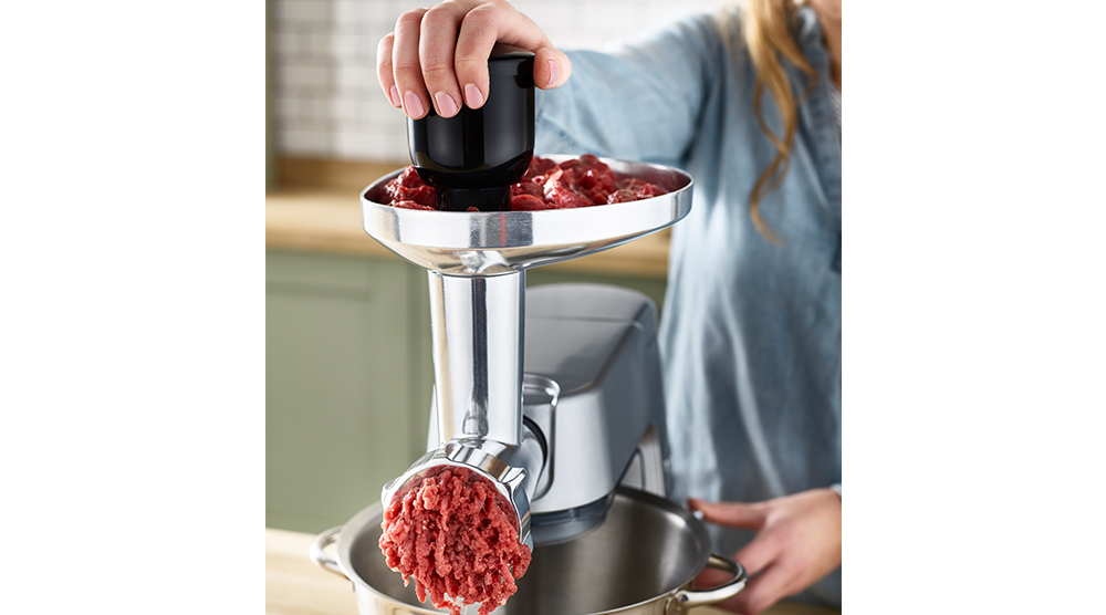 kenwood stand mixer attachment meat grinder feature 1