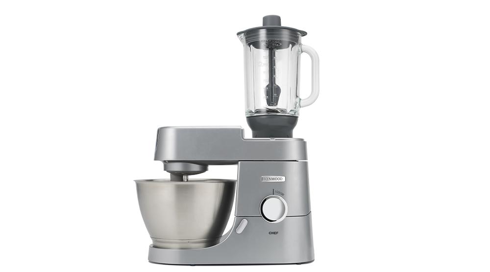 kitchen machine stand mixer chef xl 4.6L kvc3100s features 5