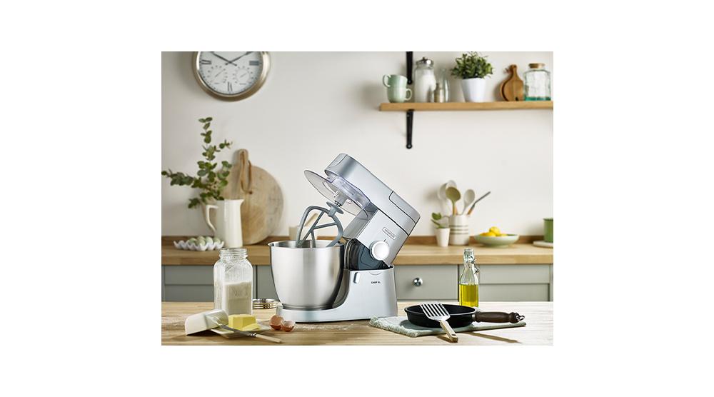 kitchen machine stand mixer chef xl 6.7l kvl4100s features 3