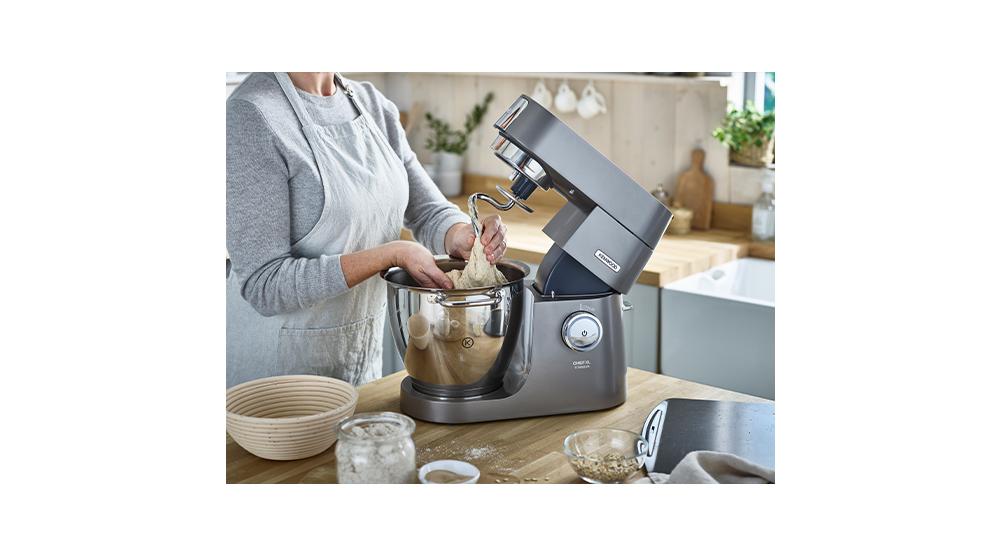 kitchen machine stand mixer titanium chef xl 6.7l kvl8300s features 5