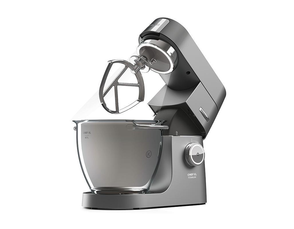 Titanium Chef XL 6.7L