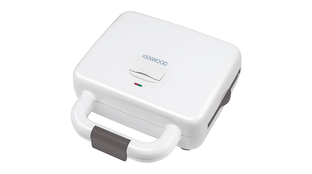 kenwood Toaster and Sandwich Maker 3-in-1 Waffle Sandwich Maker SMP84.C0WH features 4 closed up version of product