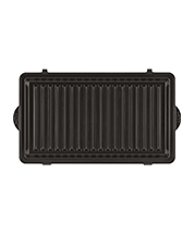 kenwood Toaster and Sandwich Maker 3-in-1 Waffle Sandwich Maker SMP84.C0WH what's in the box 2 Grill plates