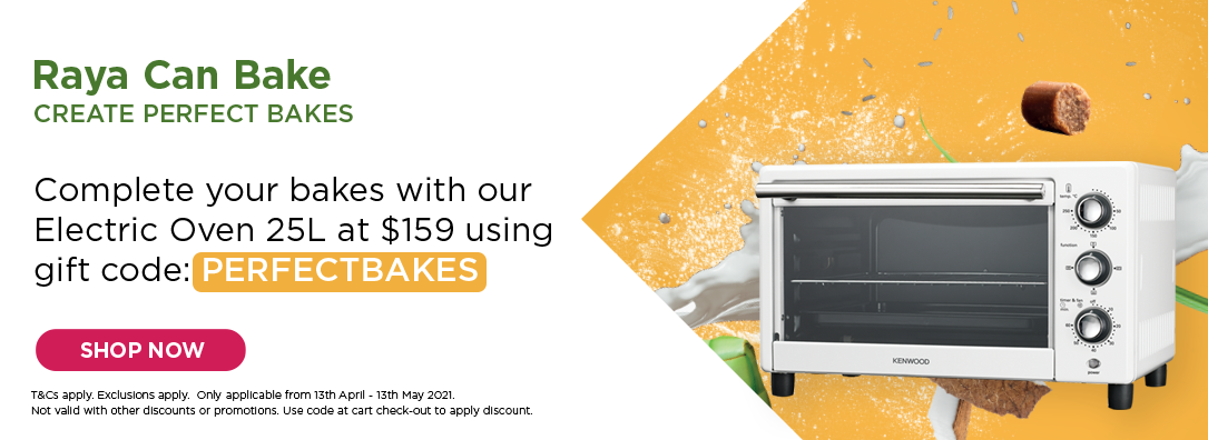 KENWOOD Raya Special - Use Code CREATEDISHES for $20 off Multipro Compact  FDM302SS