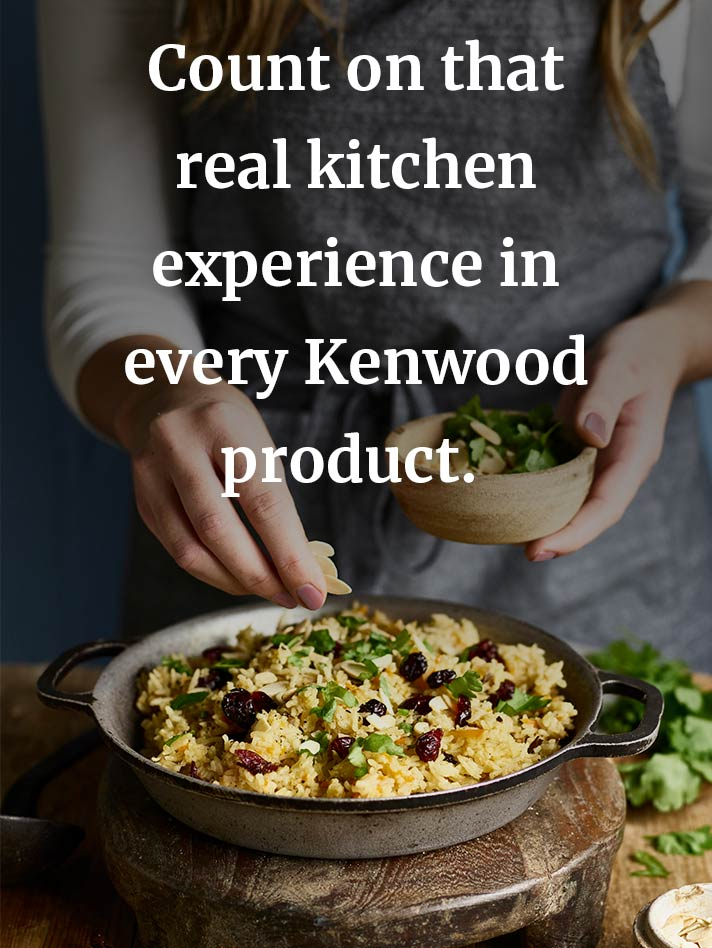 Kenwood kitchen experience